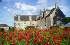 Château de Kerminguy, Finistère