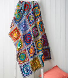 Get your pack for the Simply Crochet Pick 'N' Mix CAL