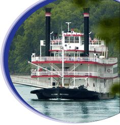 Belle of Cincinnati Dinner Cruise  Tickets and ready to go!!!