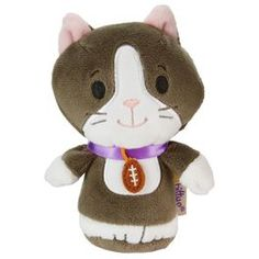 itty bittys® Kitten Bowl Muffin Stuffed Animal,