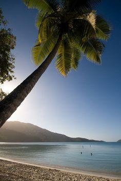 Magens Bay Beach, Saint Thomas, United States Virgin Islands