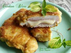 """""""Cordon Bleu"""" z kurczaka - najsmaczniejszy kotlet"""