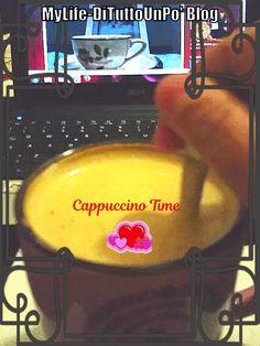 MyLife! Di tutto un po' : My gif for Cappuccino time in MyLife-DiTuttoUnPo' ...