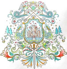 Enchanted Forest - Coat of Arms