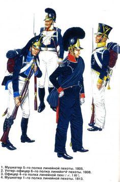 Westphalian Infantry Наполеоновские войны - Планшеты