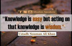 Ustaz Nouman Ali Khan
