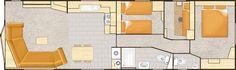 Victory Sandhurst 2017 39' (3 Bedrooms)