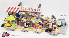 LEGO Ideas - Hong Kong Street Food