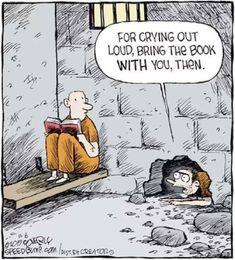 #books I Love Books, My Books, Prison Humor, Create Your Own Book, Roman, Library Humor, Grammar Humor, Speed Bump, Horror Fiction