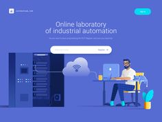 The Perfect Match — Illustrations and Web Design – Muzli -Design Inspiration