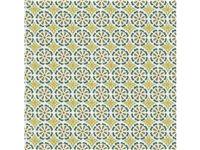 Groundworks Print Blue GWF-2746.353