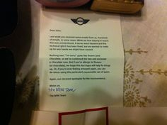 Mini cooper sends apology note and stress relievers after server mailed some hundreds of times.