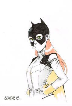 DC COMICS - Batgirl by Bengal