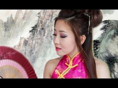 Awesome Wedding - A Chinese Girl Look