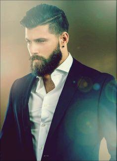 Sexy Beard Styles 50 Latest Beard Styling Ideas for Swag beard style boys . Sexy Beard Styles 50 Latest Beard Styling Ideas for Swag be. Best Beard Styles, Hair And Beard Styles, Beards And Hair, Facial Hair Styles, Modern Beard Styles, Bart Styles, Sexy Beard, Thick Beard, Man Beard
