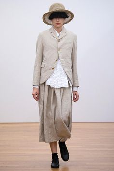 Comme des Garçons Comme des Garçons Spring 2015 Ready-to-Wear - Collection - Gallery - Look 18 - Style.com