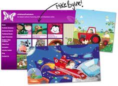 Mike Byrne - Illustrator of the Week on Childrensillustrator.com