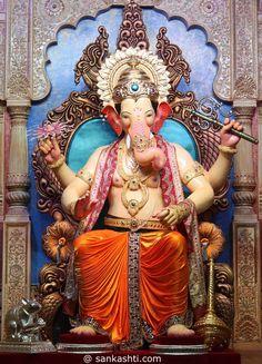 Lalbaugcha Raja 2014 Wallpapers : Ganesh Chaturthi 2014