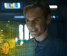 """""""Prometheus, are you seeing this? • I love David's expression here, Fassy is a genius.""""  (--from tumblr...just posting cuz he's pretty :)"""