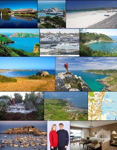 100. Guernsey Island