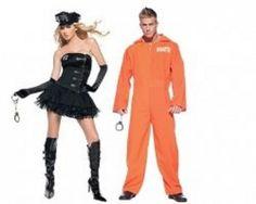 Sexy Cop And Prisoner