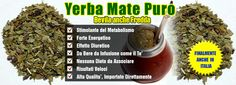 YerbaMate - Dimagrire senza fame ed acquistando energia