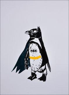 'The Dark Knight'<br /> Lin...