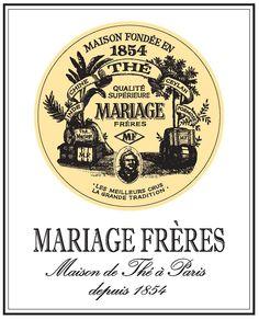 Mariage Frères, Maison de Thé à Paris, depuis 1854
