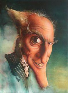caricature jim_carrey
