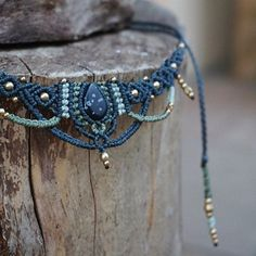 #Makramee #kette #necklace #macrame #tiara #tribaljewelry #bohojewelry #gipsyjewelry #macrameart #macramelove #jewelry #schmuck #handmade #handgemacht #selfmade #linhasita #beads #drop #gemstone #edelstein #sonya6000 #sonyalpha6000 #berlin #festivaljewelry #madeinberlin #falkensee #madewithlove #grey #green #obsidian