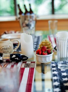 Set the Table: 4th of July