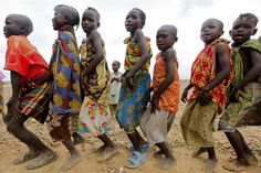 Somali refugees are seeking shelter in Mogadishu and Kenya from extreme drought and hunger in what the UN's refugee agency is calling the worst humanitarian disaster in the world. Un Refugee, Refugee Crisis, Somali Refugees, Nbc News, Africa, Drum, Artists, Life, Afro