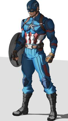 Captain America Costume, Captain America Movie, Superhero Art Projects, Superhero Design, Marvel Comics Art, Marvel Heroes, Harley Queen, Avengers Art, Poster Boys