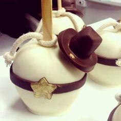 Western Cowboy Cake Pop