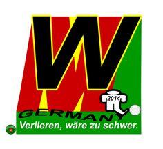 WM2014 Werbebild für Deutschland