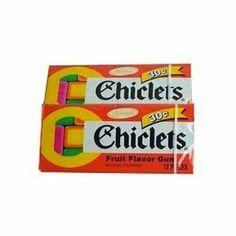 chiclet machine