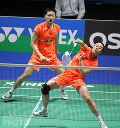Mixed Double Zhang/Zhao