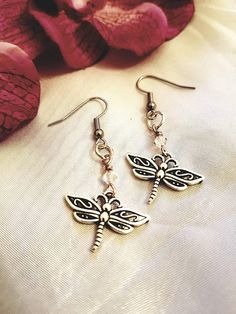 Your place to buy and sell all things handmade Etsy Handmade, Handmade Jewelry, Handmade Items, Handmade Gifts, Animal Earrings, Women's Earrings, Beach Jewelry, Fashion Earrings, Gifts For Women