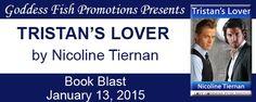 Sarit Yahalomi: Book balst -  Tristan's Lover  by Nicoline Tiernan...