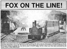 Railway Preservation in the 1980s & 1990s February 12, 1993 Not as much from this week's publication. Click on a pic for a larger version and use the side arrows to move on.