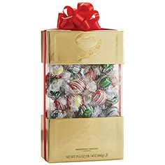 Lindor Assorted Gift Box, Peppermint Chocolate, 29.6 Ounce (3 pack)