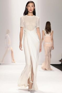 J.Mendel Ready To Wear Spring Summer 2014 New York