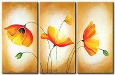 Resultado de imagen para dibujos de flores para pintar cuadros