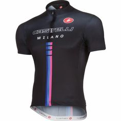 Castelli Milano Team Full Zip Jersey