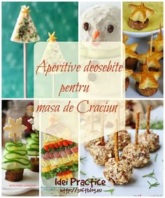 Party Finger Foods, Food Festival, Food And Drink, Place Card Holders, Breakfast, Christmas, Recipes, Xmas, Salads