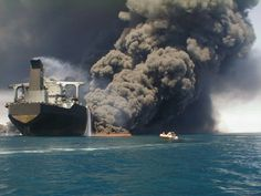 Ship Disasters At Sea