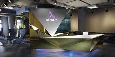 At Night / PRMD Music Studio » Reflex Arkitekter