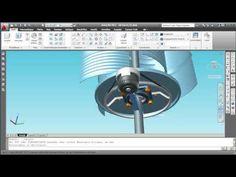 Gwindoline - vertical axis wind turbine - YouTube