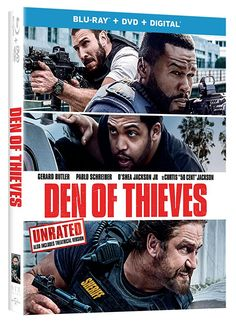 Coming to Bluray/DVD from writer/director Christian Gudegast, STX Entertainment and Universal Pictures Home Entertainment is truly a DEN OF THIEVES. I had the chance to talk with Director Christian Gudegast and it was pretty damn cool!