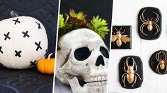 7 DIY Halloween deco